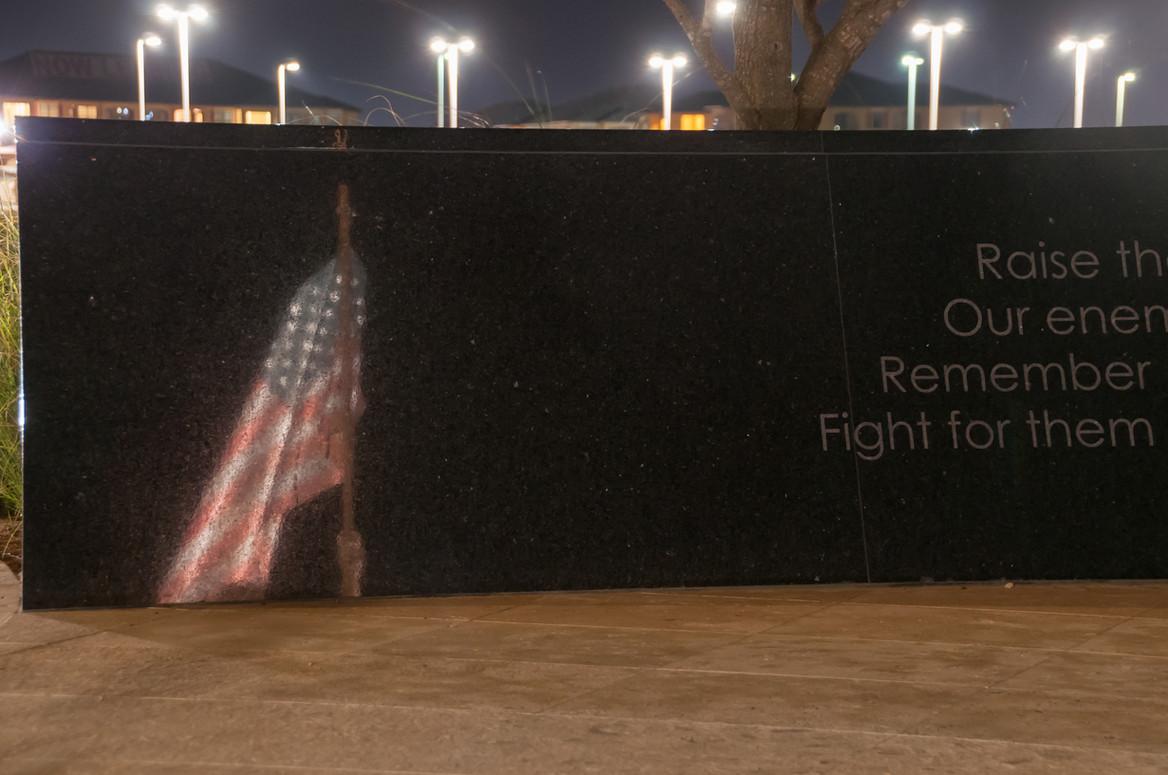 """Chris Kyle """"The American Sniper"""" Memorial"""