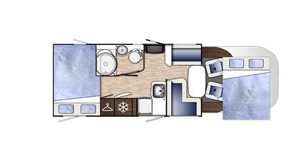 243 Floor plan