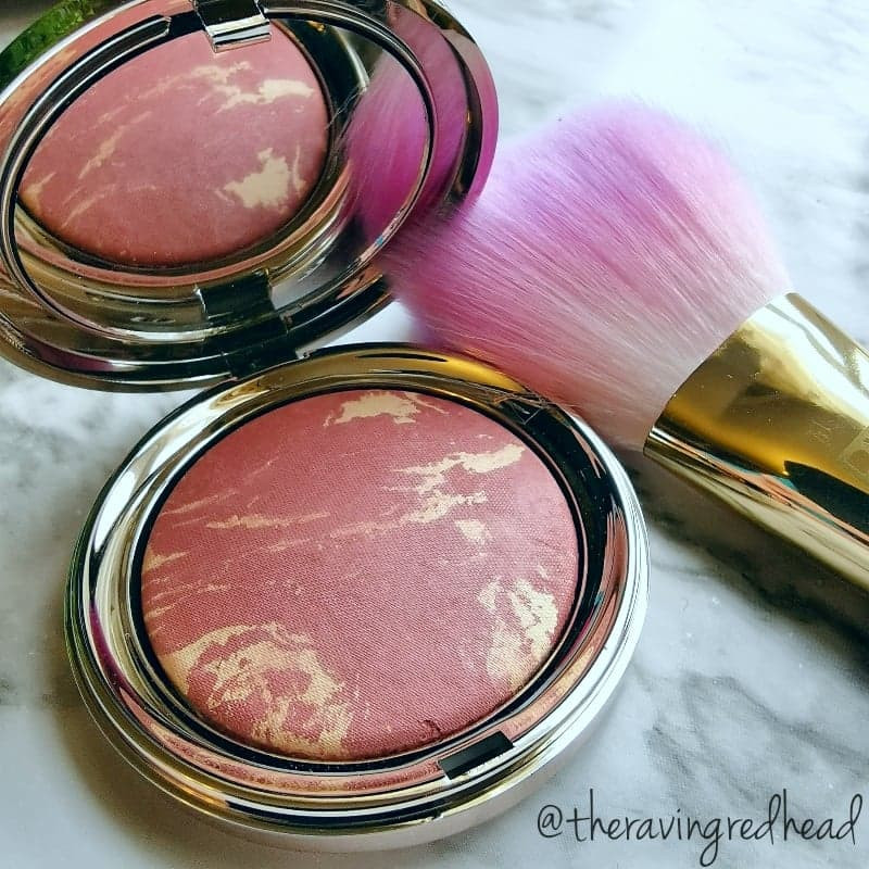 Ciate Marbled Light Blush in Halo