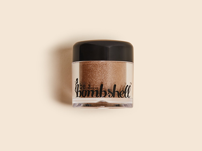 BE A BOMBSHELL COSMETICS Loose Eye Pigment in Solstice