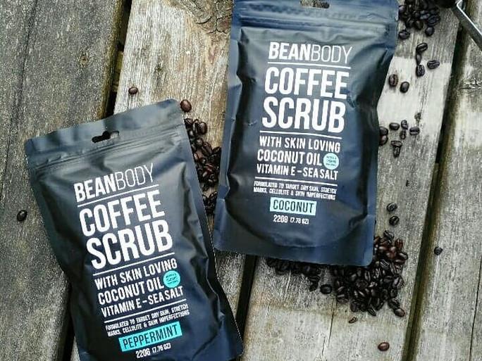 Review: Bean Body Coffee Scrubs