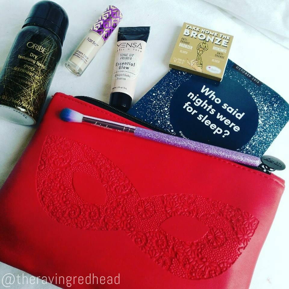 My October 2018 Ipsy Bag