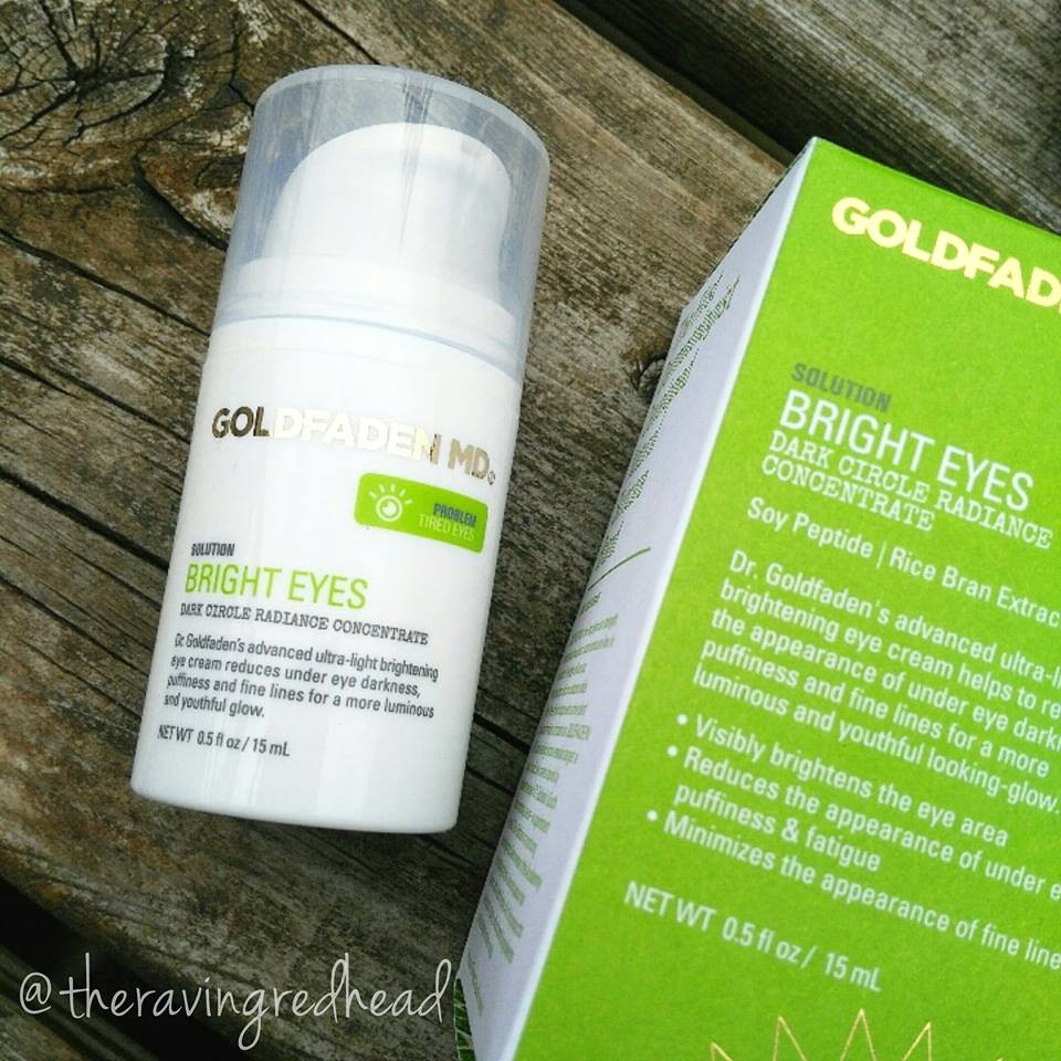 Goldfaden MD Bright Eyes Concentrate