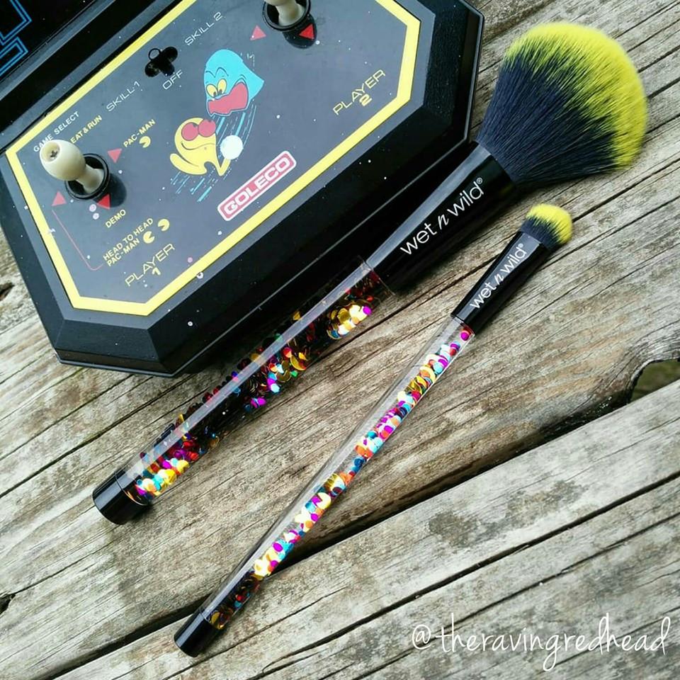 Waka Waka Waka Makeup Brushes