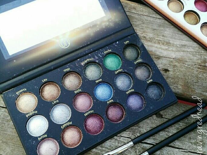 Review: BH Cosmetics Supernova Palette
