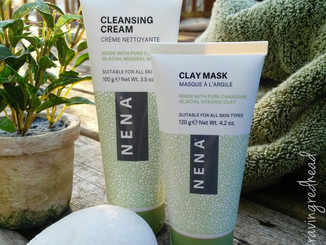 Review: NENA Skincare Clay Mask and Cleansing Cream