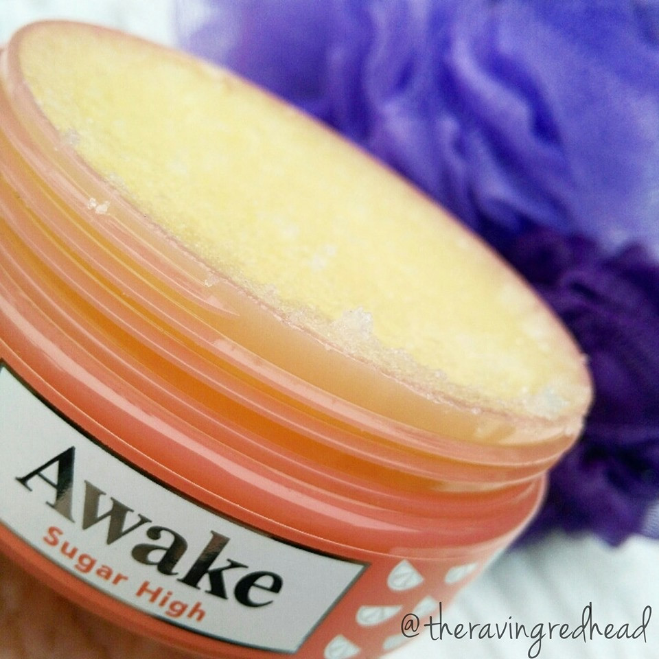 Awake Sugar High Body Scrub