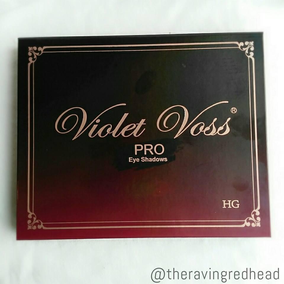 Violet Voss Pro HG Palette