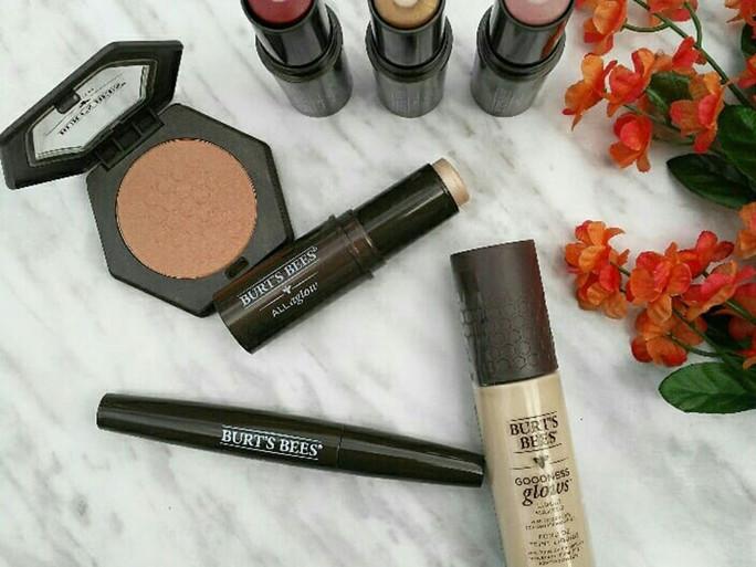 Review: Burt's Bees Makeup
