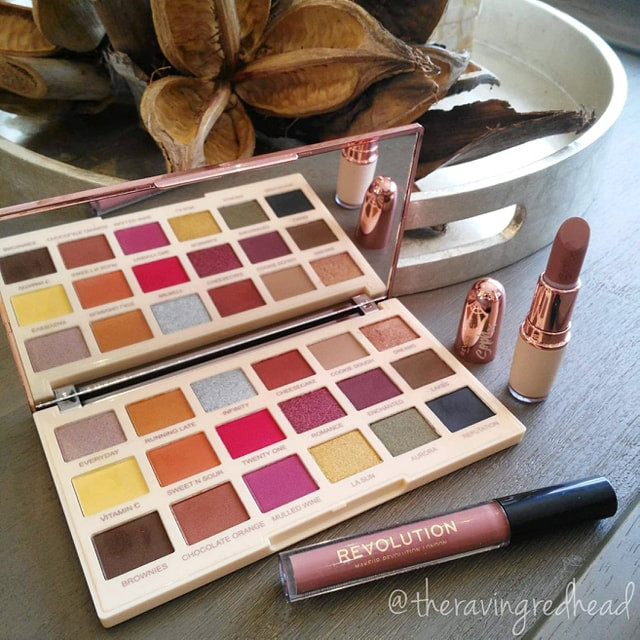 Some of the Makeup Revolution x Soph Collection