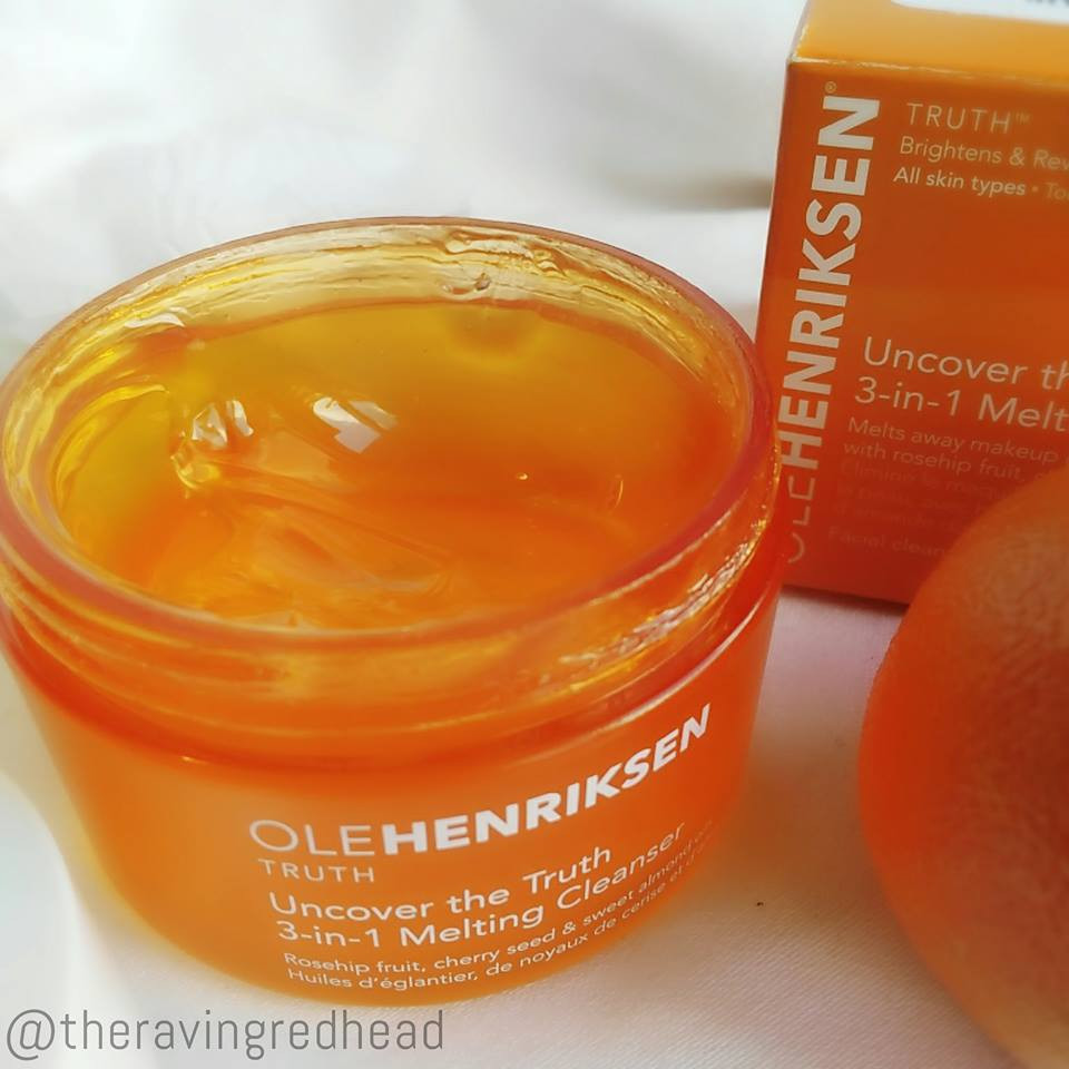 Ole Henriksen Uncover the Truth 3 in 1 Melting Cleanser