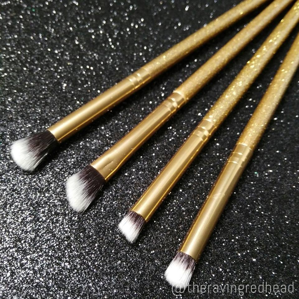Luxie Brushes Luminous Eye Set