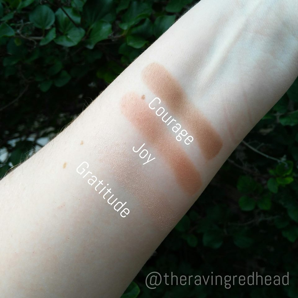 The Emily Edit The Needs Swatches