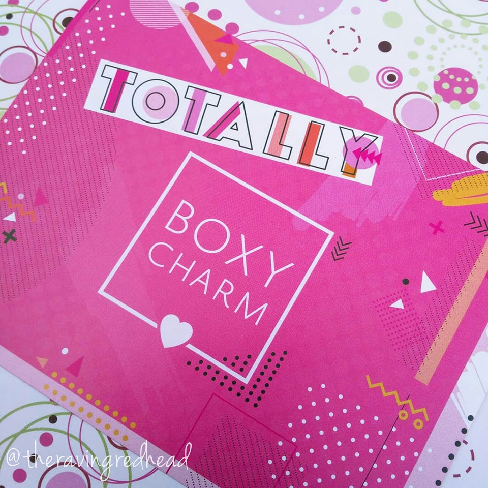 Totally Boxycharm Insert