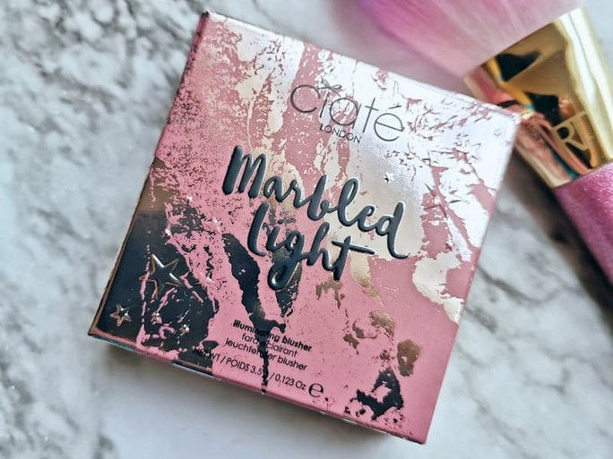 Ciate London Marbled Light Blush Controversy