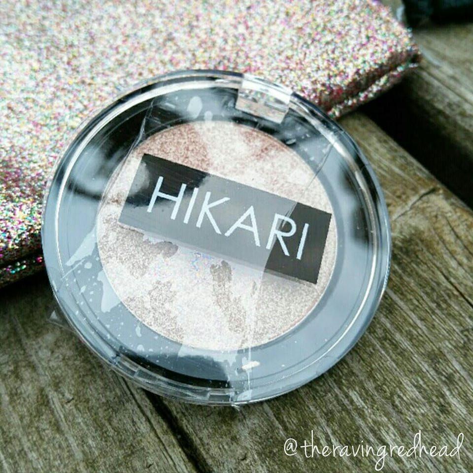 Hikari Eyeshadow in Honeydew