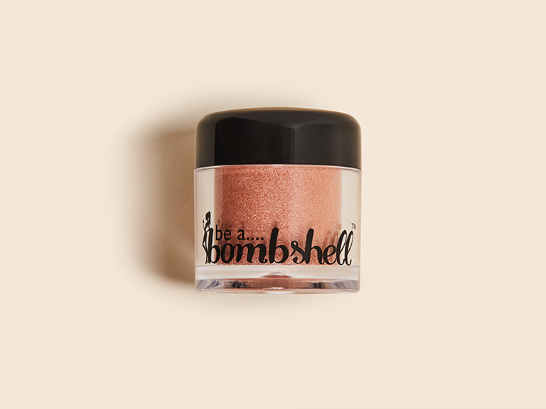BE A BOMBSHELL COSMETICS Loose Eye Pigment in Afterglow