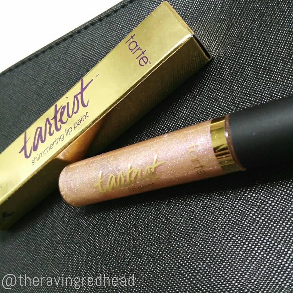 Tarte Tartiest Shimmering Lip Paint in Insta-famous