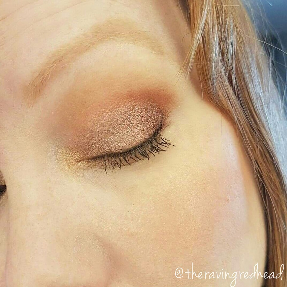 A look created using the Supernova palette
