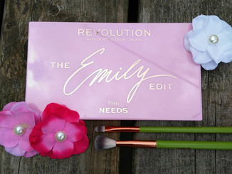Review: Makeup Revolution The Emily Edit - The Needs Wear Test