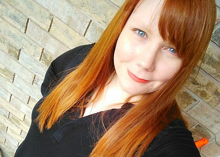 Allyson Grabish, Owner The Raving Redhead