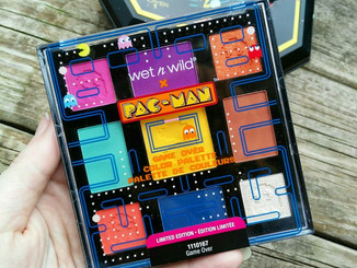 Review: Wet n Wild X Pac-Man Collection