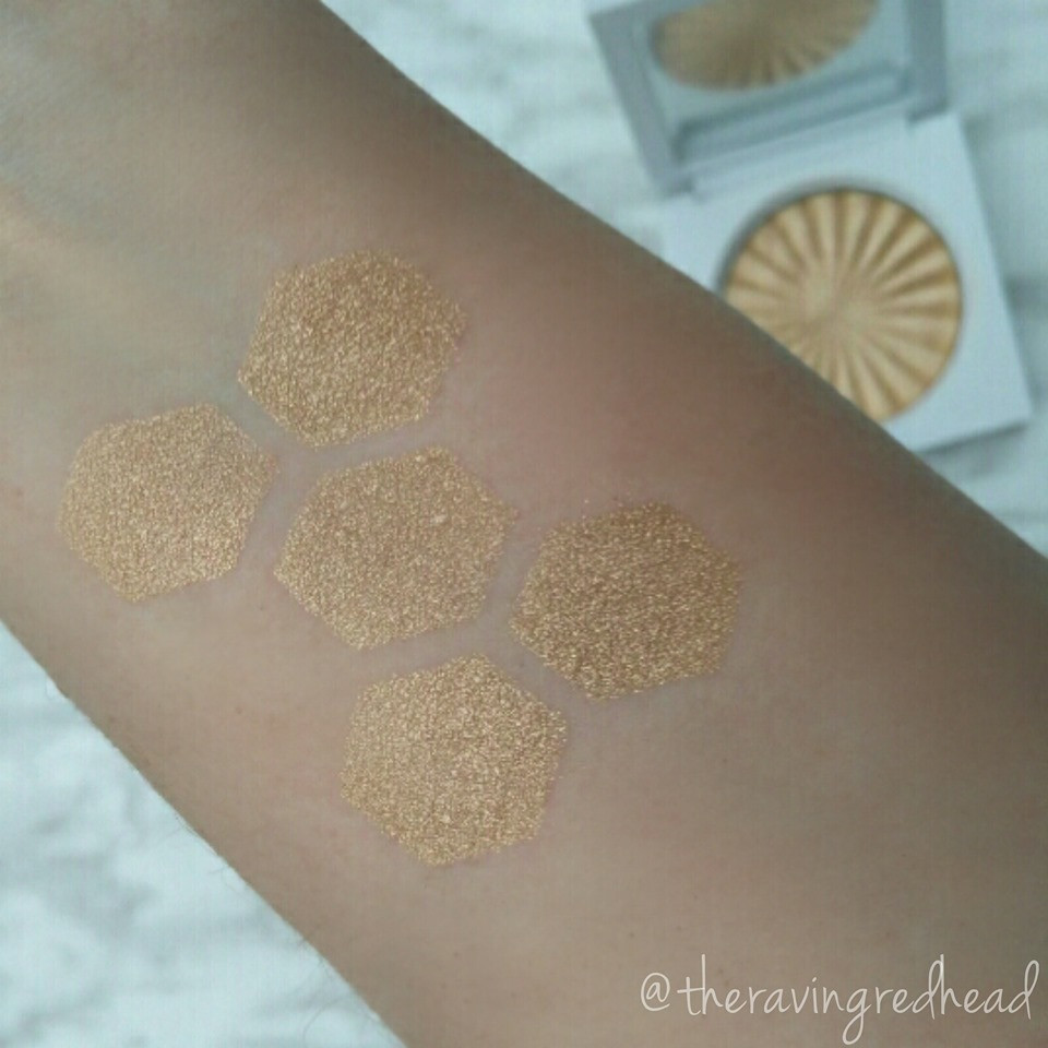 Ofra Rodeo Drive Swatches