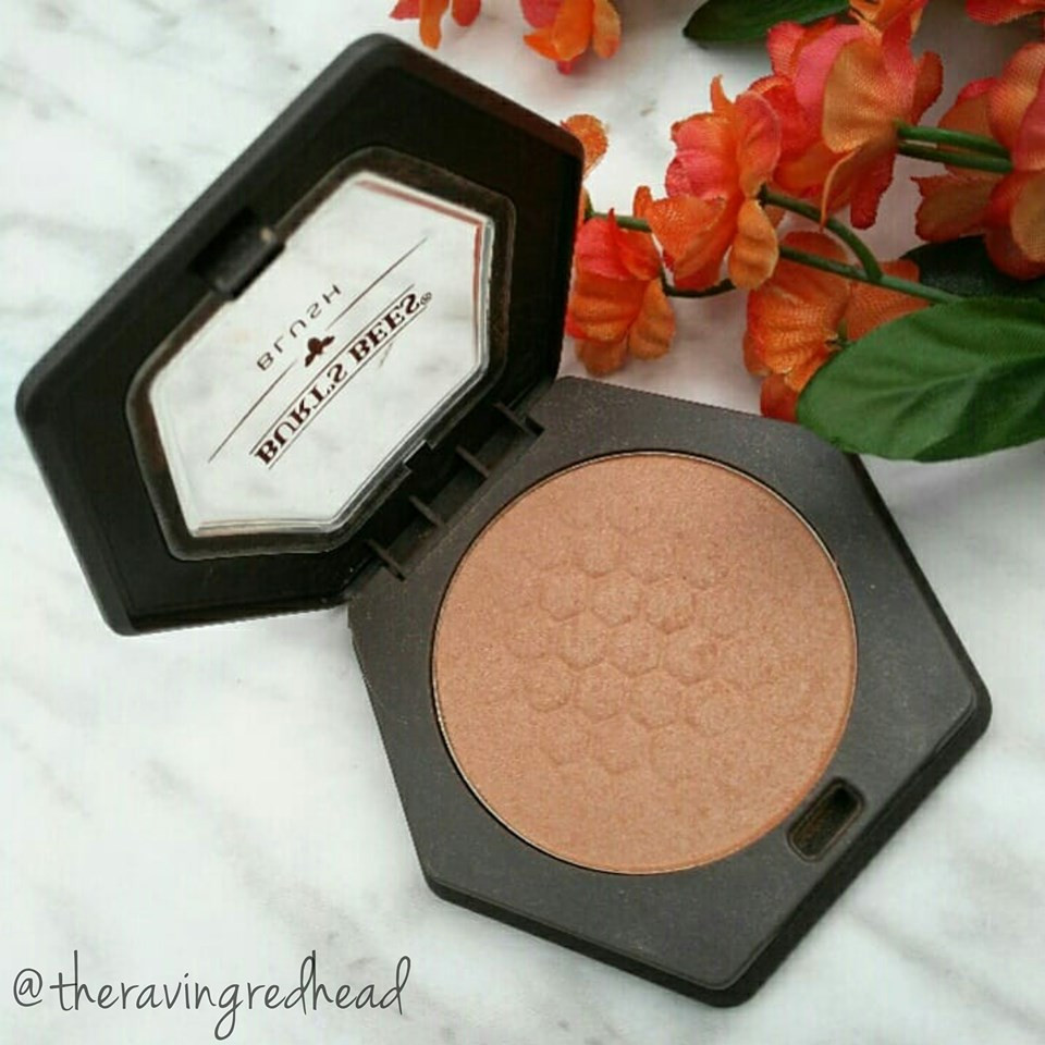 Burt's Bees Blush in Bare Peach