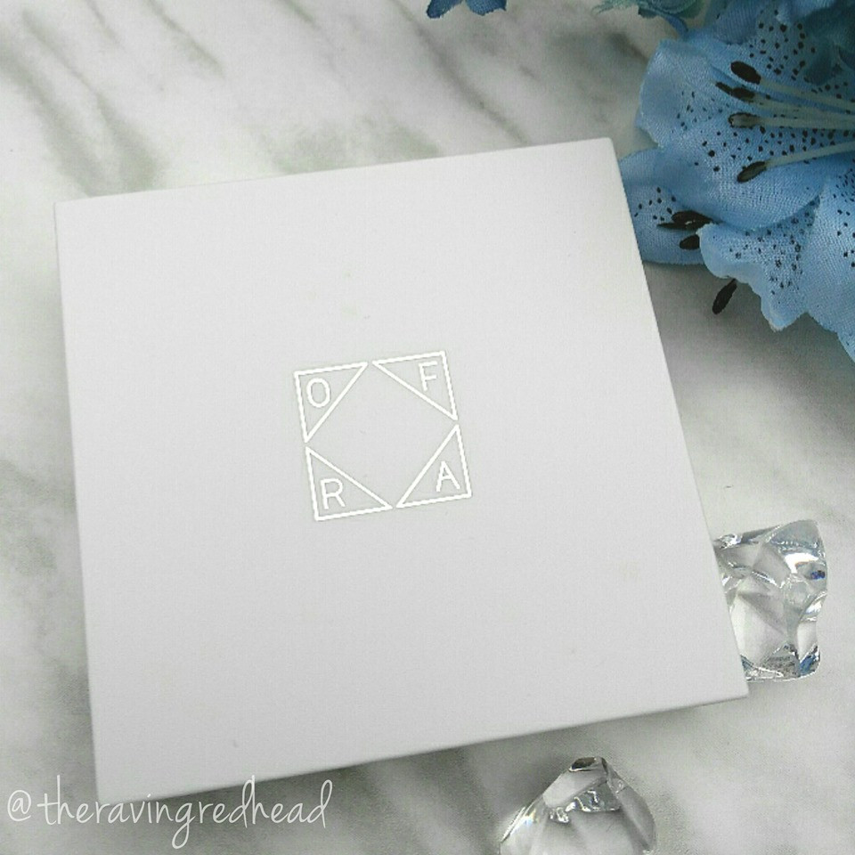 Outer Packaging for Ofra Highlighters