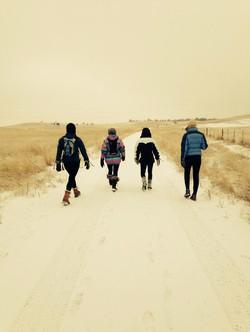 Wandering in Colorado.