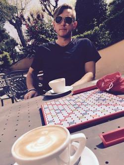 Scrabble in Italy