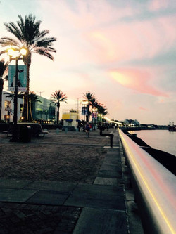 New Orleans - an odd beauty in itsel