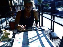 Scrabble in Seattle, Washinton