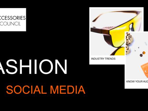 Fashion & Social Media