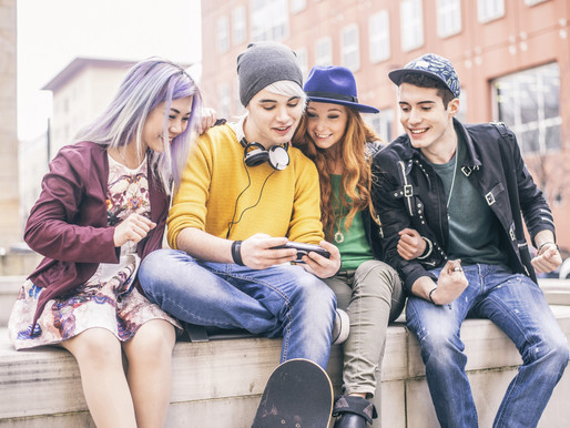 Gen-Z and Social Media; The Good, The Bad, and The Ugly