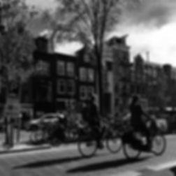 City of bikes #amsterdam #bikecity #timeless