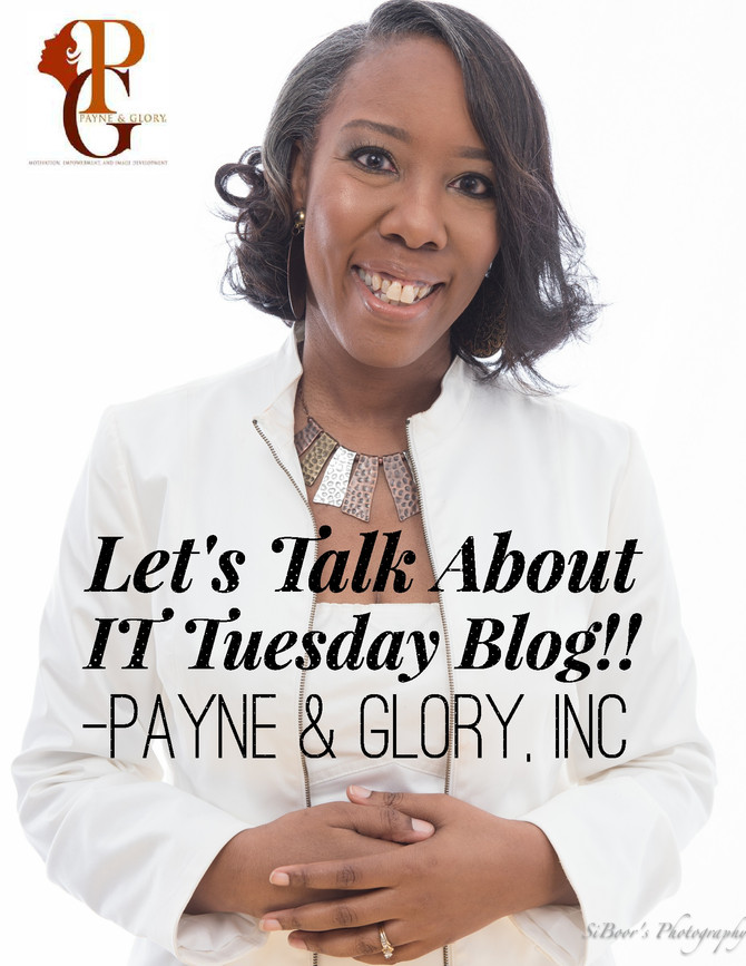 Let's Talk About IT Tuesday!