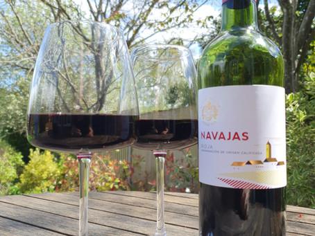 Wine Utopia - Wine Club Wednesday -    Navajas Tinto Sin Rioja