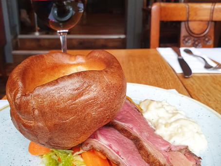 The Westgate Inn for National Yorkshire Pudding Day