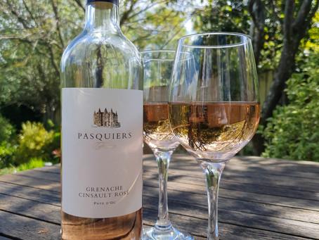 Wine Club Wednesday - Pasquiers Grenache Cinsault Rosé 2019