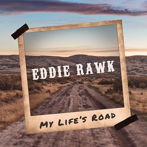 'My Life's Road' EP (hard copy)