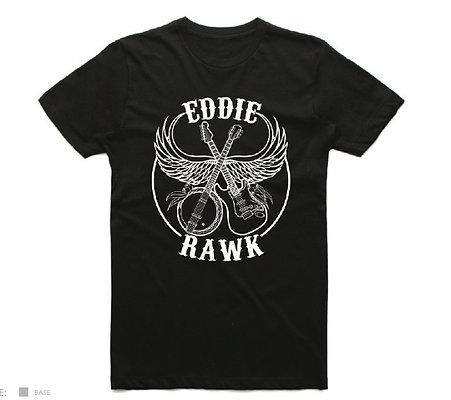 Eddie Rawk logo T-shirt