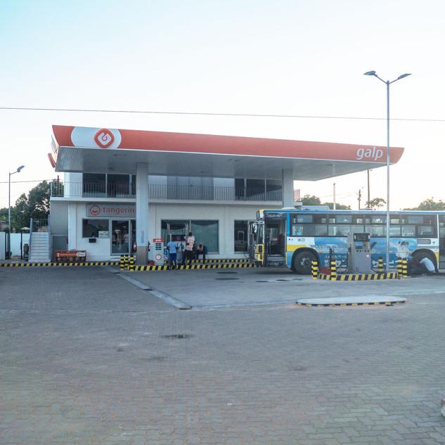 Posto de abastecimento de Maputo