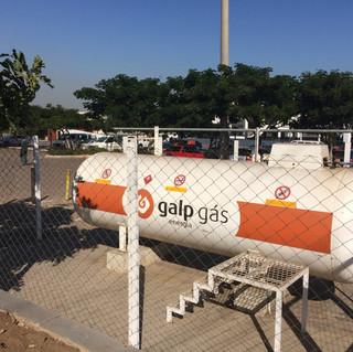 Postos de Armazenagem de Combustível em Moçambique