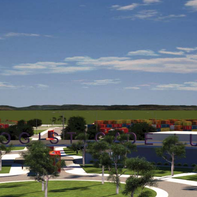 Plataforma Logística do Lubango
