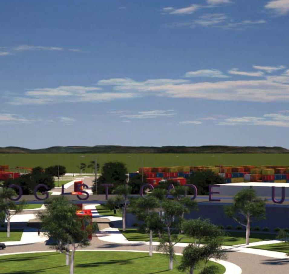 Plataforma Lubango