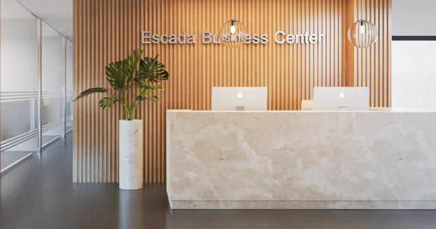 Escada Business Center em Bissau