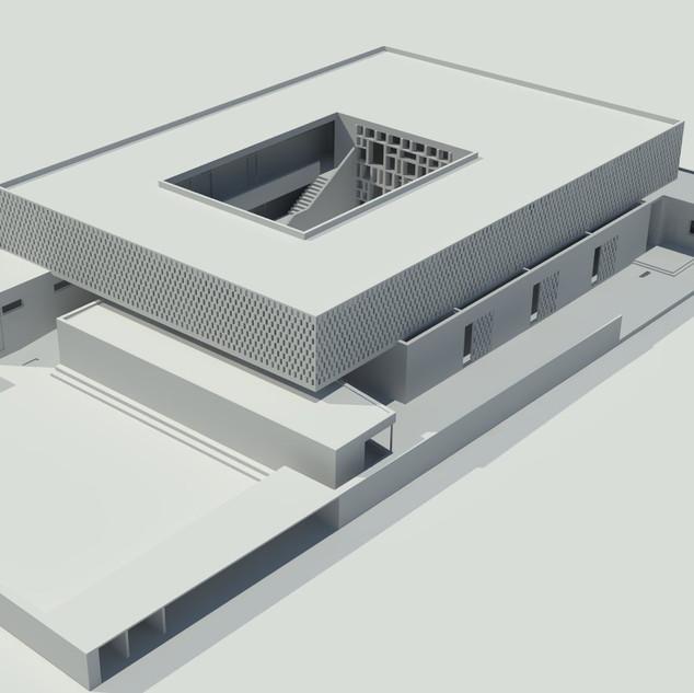 Colégio de Santa Clara em Luanda