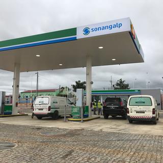 Posto de Abastecimento em Menongue