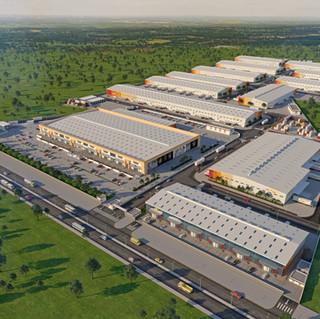 Agility Business Park in Maputo